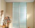 Sliding interroom doors, syurma and partitions