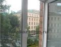Glazing of balconies and loggias, syurma