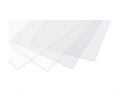Sheet PVH transparent and translucent rigid PALCLEAR