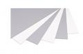 Лист ПВХ плоский жесткий светонепроницаемый PALOPAQUE