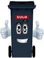 Контейнеры для мусора SULO 120л, 240л, 360л