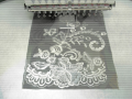 The RICHPEACE RPED-FN-1218X embroidery machine - 18-golovochny 12-colored