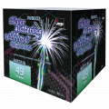 Fireworks, Silver glittering willow
