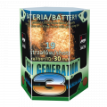 Fireworks, New Generation 3