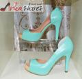Sandale dama decupate