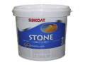Plaster mineral decorative Silkcoat Stone large fraction