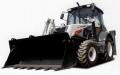 Excavator loader 820