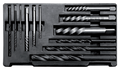 Экстракторы и свёрла по металлу HSS YT-0591 (Yato)