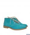 Стильные ботиночки из натурального нубука Batistrada