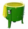 Оборудование для ошкуривание зеленой скорлупы ореха Sommier