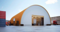 Warehouses are arch