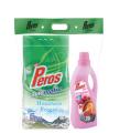 Set detergent de spalat haine (automat)+ balsam 6000 mg +2/Peros сет (стиральный порошок+а+бальзам-ополаскиватель) 6000 мг+2