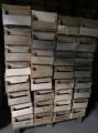 Wooden boxes / Lazi din lemn