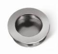 Ручка врезная алюминиевая круглая