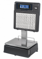 Scales for self-service of Dibal of the series 500