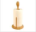 Бамбуковый  держатель  для бумажных  полотенец  69925