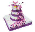 Свадебный торт 01