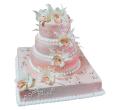 Свадебный торт 02