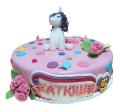 Детский торт 12