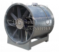 Fan axial power effective OCA 300/OCA 301