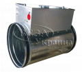The electric channel air heater for round channels of Kanal-EKV-K