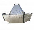 Fan roof radial UKROS-DUV