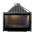 Chimney fire chamber pig-iron Seguin Visio 8