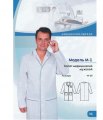 Халат медицинский мужской М-1 (размер 44-60)