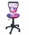 Стул детский на колесиках Fotoliu Ministyle GTS Princess (41240009)