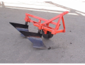 The plow is 2-case, hinged T-101/L-101