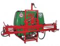 Equipamento de suspensão para máquinas agrícolas