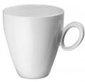 Mug white with the ph