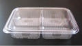 The container PET L - 064 (4 sections)