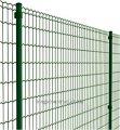 Забор из сварной сетки ПВХ Supra 10 м; 50x100 мм; 3,0 мм; 1.5 м