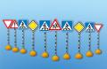 Дорожные знаки в Молдове