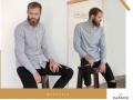 Рубашки мужские Passer