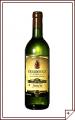 Сухое белое вино CHARDONNAY 1992