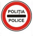 Indicator de interzicere sau restrictie «Poliţia» 3.19.2