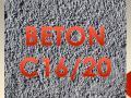 Бетон Beton de marca 250