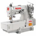 BRC-562ADI-01GBx356/64Трехигольная плоскошовная машина (интерлок) для трикотажных изделий
