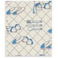 Napkin for fantasy ware, 40x50cm, mopatex