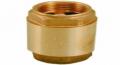 Клапан обратный бронзовые муфтовые / Clapete cu mufe din bronz