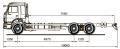 Шасси Kamaz-65117-48 (а5)