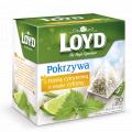Чай травяной Loyd Tea крапива и лимон