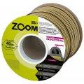 Уплотнитель Zoom самоклеющийся Zoom Industrial D 14x12мм черный