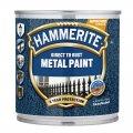 Краска Hammered Темно-синий 0.25л