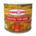 Эмаль ПФ-266 Желто-коричневая 2.4кг