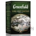 Greenfield Earl Grey Fantasy, чай черный, 100 гр.