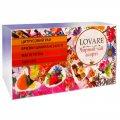 Чай LOVARE «ЧЕРНЫЙ ЧАЙ АССОРТИ» 24 пакетика