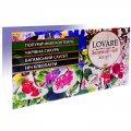 Чай LOVARE «ЗЕЛЕНЫЙ ЧАЙ АССОРТИ» 24 пакетика